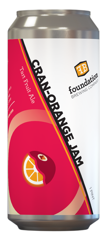 cran orange jam foundation brewing company